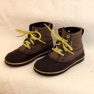 Boys Crocs Boots